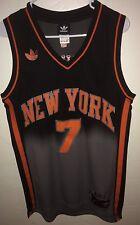 Carmelo Anthony New York Knicks NBA Jersey Rare Limited Edition Adidas Nwot #7