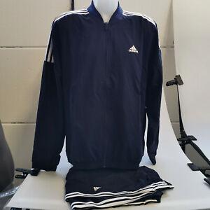 Adidas Trainingsanzug Herren Mts WV Light DV2460 Gr. M