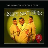 THE ISLEY BROTHERS - THE ESSENTIAL EARLY RECORDINGS 2 CD NEU