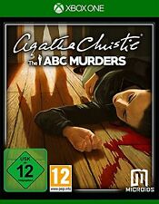Agatha Christie - The ABC Murders Xbox One Neu & OVP