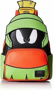 Loungefly x Looney Tunes Marvin the Martian Cosplay Mini Backpack - NEW w/ Tags