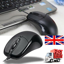 Recargable óptico USB con cable Mouse Mouses estándar de oficina para Computadora PC Laptop