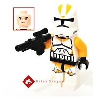 Lego Star Wars - 212th Clone Trooper minifigure from 75013