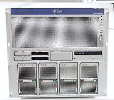 Oracle Sun SPARC Enterprise m5000 barebone Max SPARC 64 VII CPU hasta 512gb RAM