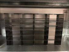 Biogenic Stainless Freezer racks URO462 NEW