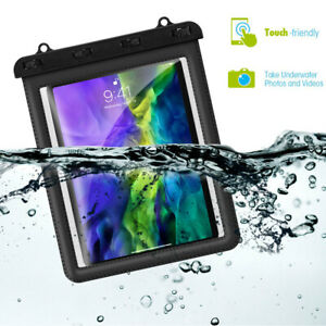 """Universal Waterproof Case for Tablets & Accessories Up to 11"""""""