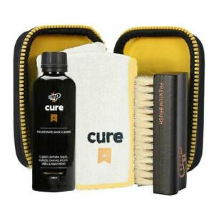 Crep Protect The Cure Kit Shoe Cleaning Spray, Hog Hair Brush & Microfibre Cloth