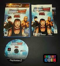 JUEGO  SMACKDOWN VS RAW 2008   PLAYSTATION 2   PS1 PS2 PS3