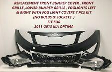 2011 2012 2013 for kia optima front bumper
