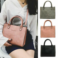 Fashion Women Leather Shoulder Bags with Corssbody Bag & Handbag