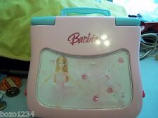 BARBIE DIGITAL ELECTRONIC B-BRIGHT EDUCATIONAL LEARNING COMPUTER MATTEL HB68-06