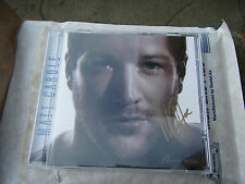 SIGNED Matt Cardle Porcelain CD Album Incl. LOVING YOU (feat. MELANIE C)