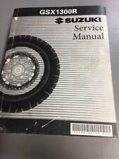 Suzuki Service Manual Repair GSX1300R 2008 Model