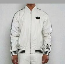 Adidas Deadstock Ltd Edition Star Wars Leather A15 Stormtrooper Jacket