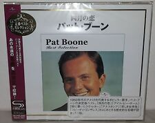 SHM-CD PAT BOONE - BEST SELECTION - JAPAN UICY 80047