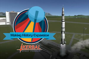 KERBAL SPACE PROGRAM HISTORY IN THE MAKING DLC Steam