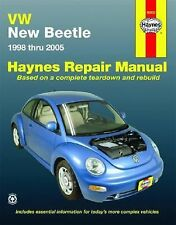 1998-2005 Haynes Volkswagen New Beetle Repair Manual