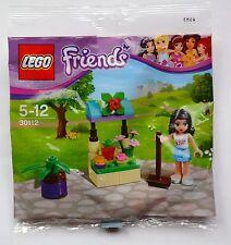Lego Friends - Polybag 30112 - Emmas Blumenstand - NEU & OVP - Promo
