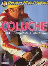Dossier Michel Vaillant 5 Coluche EO Graton