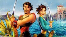 Sinbad Legend of The Seven Seas  DVD Brad Pitt, Catherine Zeta-Jones NEW/SEALED