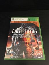 XBOX 360 Battlefield 3 Premium Edition (Tested)