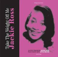 JACKIE ROSS Take The Weight Of Me NEW & SEALED 70s SOUL CD (GRAPEVINE) NORTHERN