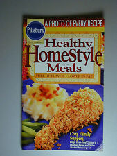 PILLSBURY Cookbook Booklet  HEALTH HOME STYLE MEALS   2000  #227