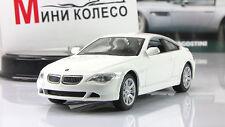 Bmw 645 Ci New Supercars Diecast Model 1:43 Deagostini #48