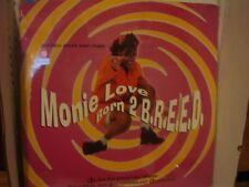 Monie Love BORN 2 B.R.E.E.D. - Vinyl  LP