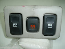 LANDROVER DISCOVERY 300 TDI COMPLETE SUNROOF SWITCH PANEL - WITH SWITCHES