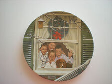 """""""Surprises for All"""" Lynell - Norman Rockwell Christmas Series - 1980"""