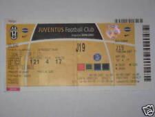 JUVENTUS - BOLOGNA BIGLIETTO TICKET 2006 / 07 SERIE B