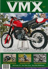 VMX # 45  CAN-AM Qualifier 4  Montesa 414VG Honda XL250  Vintage MX & Dirt Bike