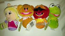 Hallmark Itty Bittys Disney The Muppets Kermit Miss Piggy Animal Fozzie *EACH*