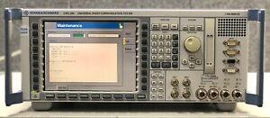 Rohde & Schwarz CMU200 Universal Radio Communication Tester