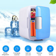 Mini Portable 4L Electric Car Refrigerator Fridge Freezer Camping Cooler Warmer