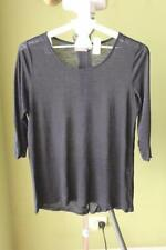 Sussan Linen 3/4 Sleeve Tops & Blouses for Women