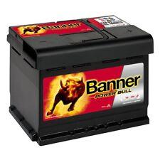 P6009 Banner Power Bull 60ah batteria auto * pronti all'uso *