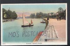 London Postcard - Surbiton, Queen's Parade     RS16062
