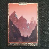 Mountain Full Art - NM/M - MTG Unhinged - Magic the Gathering