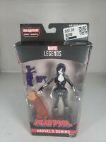 """Marvel Legends Deadpool 6"""" Domino Action Figure (Sasquatch BAF) - NEW/SEALED"""