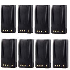 8X 2000mAh Li-ion KNB-35L Battery for KENWOOD TK2140 TK2170 TK3140 TK3170