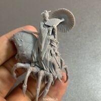 2'' Japanese hero Fit For Dungeons & Dragon D&D Nolzur's Marvelous Miniatures