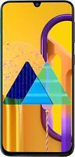 "Samsung Galaxy M30s Opal Black 128GB 6 GB RAM 6.4"" 48 MP Camera Googleplay Store"