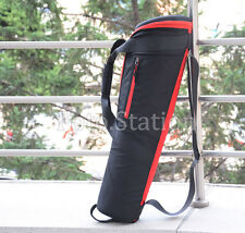 "800mm Camera Tripod Shoulder Bag Carry Storage 31.4"" For Manfrotto Velbon Gitzo"