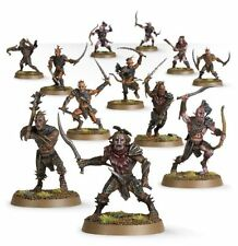 HUNTER ORCS - THE HOBBIT STRATEGY BATTLE GAME -GAMES WORKSHOP