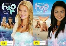 H2o Dvds Complete Season 3 (Parts 1 & 2) (H20) 4 Disc Set