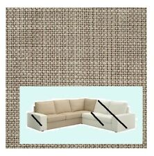 IKEA Kivik Corner Sofa Section Cover Isunda Beige Tan Tweed Sealed Sectional NEW