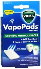 Vicks VapoPads Refill Pads 6 Each