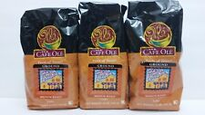 HEB Cafe Ole Coffee Ground SAN ANTONIO, 12-Ounce Bags 3 Pack FREE Shipping